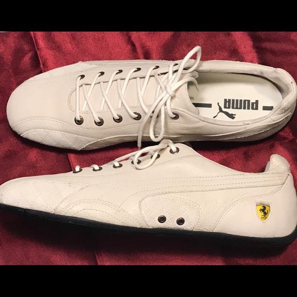 cheap prices half off get online 👟 SPECIAL!!! Ferrari Puma men's shoes RARE